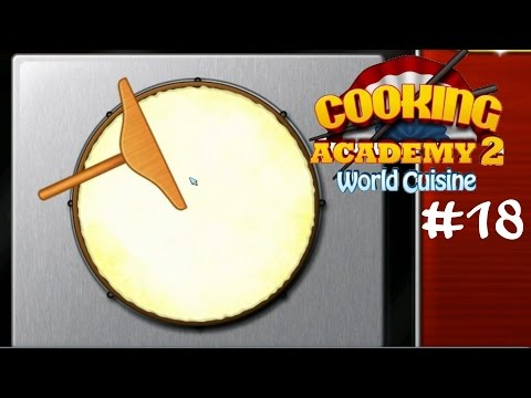 Cooking Academy 2 #18 Lecker Crêpes ☆ Let's Play Cooking Academy 2 World Cuisine