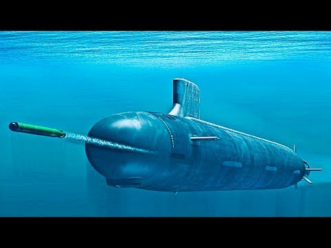 World's Most Powerful & Deadly Super Submarine - USS Texas - Full Documentary