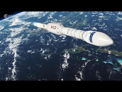 Ο Sentinel 2-Β ξεκινά το ταξίδι του στο Διάστημα