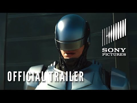 0 RoboCop   Official Trailer 2 | Video