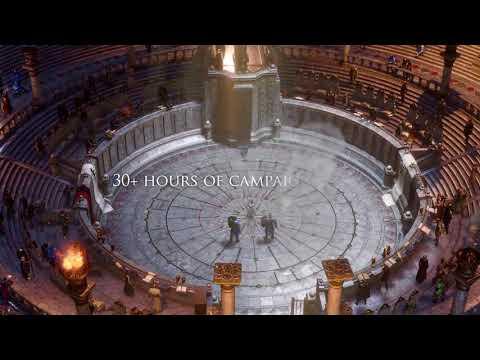À une époque pas si lointaine où des titres comme Warcraft III, Stronghold, Baldur's Gate et Age of Mythology faisaient passer des nuits blanches aux joueurs PC, la licence SpellForce jouait sur tous les tableaux en allant piocher sans vergogne chez ses voisins pour offrir un étrange concept hybride, situé entre jeu de stratégie et jeu de rôle. Onze ans après SpellForce 2, dernier opus en date dotée d'une pelletée d'extensions peu inspirées, les Allemands de THQ Nordic et leur filiale GrimLore Games ont décidé de lui redonner vie, en faisant attention à ne pas mettre à mal les racines vieillissantes de la série
