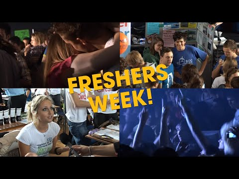 freshers - If you're starting university, you'll either be dreading or loving the idea of Freshers week. TheSite.org visited Leeds to get some practical advice on survi...