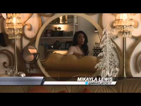 Five Points Friday-- Mikayla Lewis