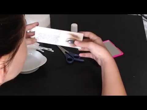 NaomieTest le blog : J'ai testé la coloration des cils et sourcils à la maison