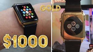 Apple Watchを400ドルでゴールドエディションそっくりにする改造が流行中