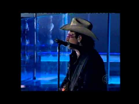 U2 - I Walk The Line lyrics