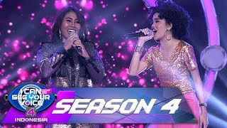 Video MANTAP JIWA! Nyanyi Lagu AGNEZMO, RATU DISKO Buat Merinding - I Can See Your Voice (31/12) MP3, 3GP, MP4, WEBM, AVI, FLV Januari 2019