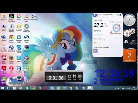 Windows 8.1 Pro x64 on my main PC!