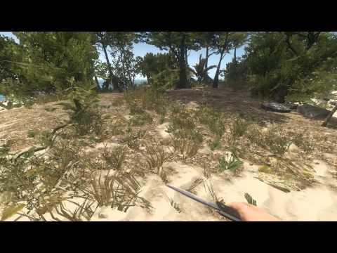Stranded Deep Alpha   Basic Crafting  