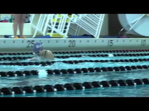 Alma College Swimming and Diving - November 10, 2012