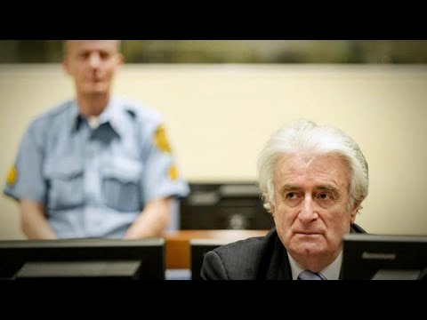 Δίκη Κάρατζιτς: Σήμερα η τελική ετυμηγορία