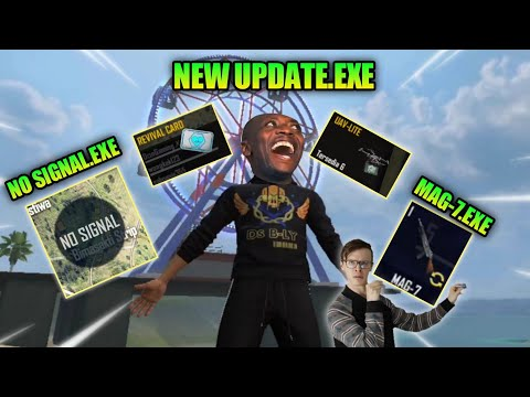 FREE FIRE.EXE🤣 | NEW UPDATE.EXE