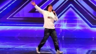 Video Luke Lucas's audition - The X Factor 2011 - itv.com/xfactor MP3, 3GP, MP4, WEBM, AVI, FLV Juli 2018