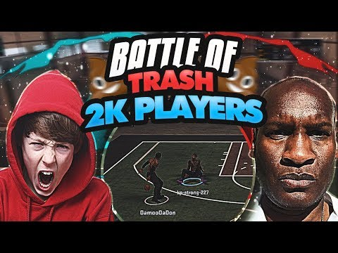 FUNNY ARGUMENT LEADS TO 1 V 1 😂 | 14 YEAR OLD SELLOUT VS TRASH 35 YEAR OLD | NBA 2K17