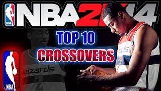 NBA 2K14 TOP 10 CROSSOVERS of the WEEK #2 Ft. John Wall