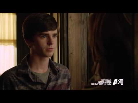 Bates Motel 1.01 Sneak Peek