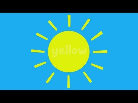 Colors - It's a colors song and video. It's designed to help children learn the names of the colors in English. Written and performed by A.J. Jenkins. Video by KidsTV...