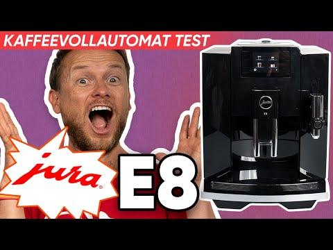 Jura E8 im Test | Kaffeevollautomat
