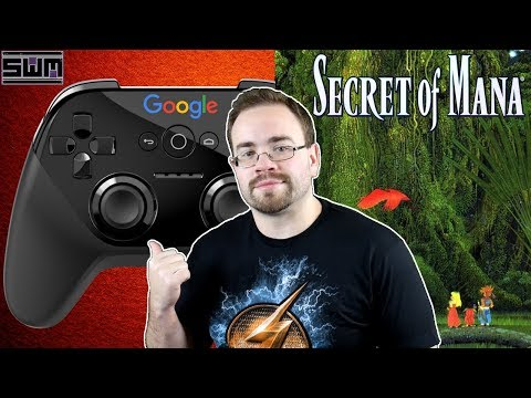 News Wave! - Could Google Enter The Game Console Market And A New Secret of Mana Game Coming?
