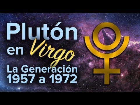 Plutón en Virgo - La Generación de 1957 a 1972 (видео)