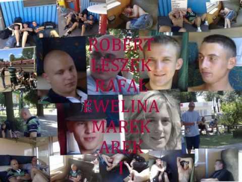 Robert,Leszek,Rafał,Ewelina,Marek,Arek i Tomek-...ku pamięci