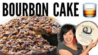 "Marbled with butter and chocolate cake, laced with bourbon, and topped with walnuts and caramel, chocolate, and maple syrups, this cake is a doozy.  I'll give you my tasting thoughts in this Kentucky-themed taste test.  New videos every Monday, Thursday, and Saturday!Join the Emmy League of Adventuresome Eaters & find me here:Subscribe: http://youtube.com/subscription_center?add_user=emmymadeinjapanTwitter: https://twitter.com/emmymadeinjapanInstagram: http://instagram.com/emmymadeSnapchat: @emmymadeFacebook: https://www.facebook.com/itsemmymadeinjapan/My other channel: emmymade http://bit.ly/1zK04SJThis video is NOT sponsored.  Just wanted to taste a bourbon cake. AeroPress Review: https://www.youtube.com/watch?v=aCtz2JbLQ40Nuclear Fire Noodles: http://bit.ly/2sYlOOVBee Vlogs: http://bit.ly/2qGyaf4Hyperfun & Sprightly music courtesy of Kevin MacLeod and royalty-free Sprightly from iMovie.  If you're reading this, you know what's what. Comment: ""I'm a professional tambourinist."" :)"