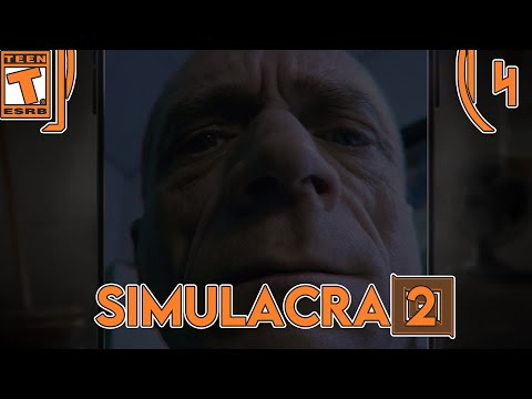 Simulacra 2 [T] | Part 4 [Blind] | Shut up and get back to work. | The Collective
