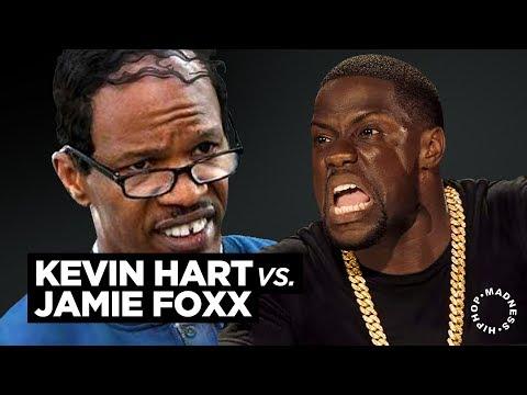 Kevin Hart Vs. Jamie Foxx Roast Battle
