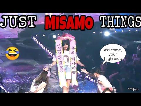 just TWICE MiSaMo *things*