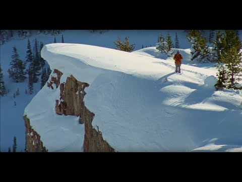 THAT ONE TIME JAMIE PIERRE HUCKED A 255-FOOT CLIFF