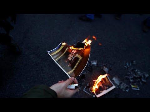 Ισπανία: Κινητοποιήσεις κατά του Βασιλιά στην Καταλονία…