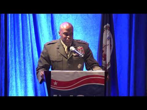 INSA Leadership Dinner with DIA Director Lt. Gen. Vincent R. Stewart, USMC