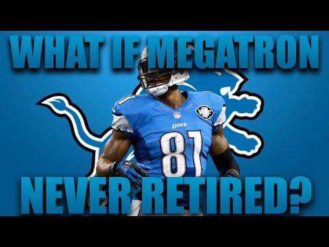 What if Calvin Johnson Never Retired?! Madden 17 Franchise