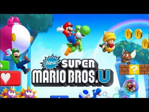 Meringue Clouds - World 7 - New Super Mario Bros. U OST
