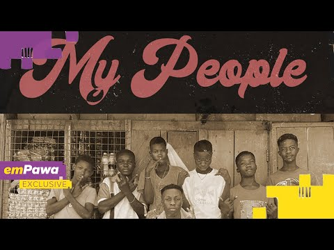 J.Derobie - My People (Official Audio)