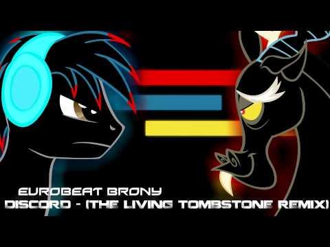 Discord (Remix) - Eurobeat Brony