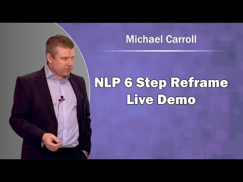 NLP Six Step Reframe - Live Demo