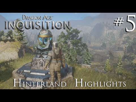 Dragon Age: Inquisition - Hinterland Highlights - Episode #5 - IHateWill - Dual Wield Dwarf