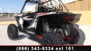 10. 2014 Polaris RZR XP 1000 EPS White Lightning LE - RideNow P