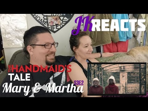The Handmaid's Tale REACTION 3x2: Mary and Martha