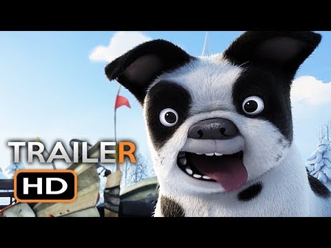 RACETIME Official Trailer HD (2018) Animation Movie