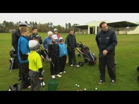 Darren Clarke Golf School – Junior Golf