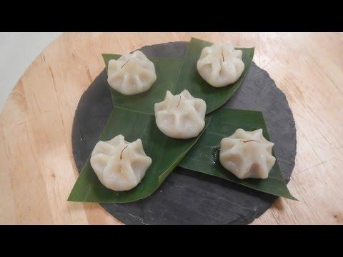 Pumpkin Modak - Ganesh Chaturthi Special 27 August 2014 06 PM