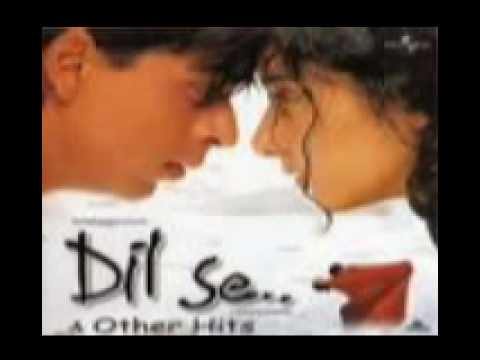 English Translation Satrangi Re - Dil Se -