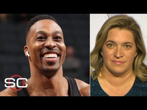 Video: Dwight Howard showed he's physically ready for a Lakers' encore - Ramona Shelburne | SportsCenter
