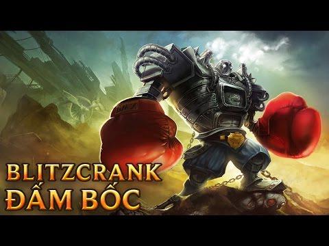 Blitzcrank Đấm Bốc - Boom Boom Blitzcrank