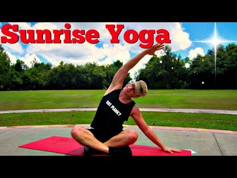 Yoga for Complete Beginners – 30 minute Yoga Class