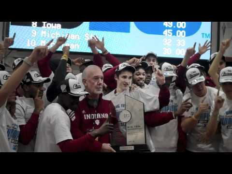 IUTF12: 2012 Big Ten Indoor Champions