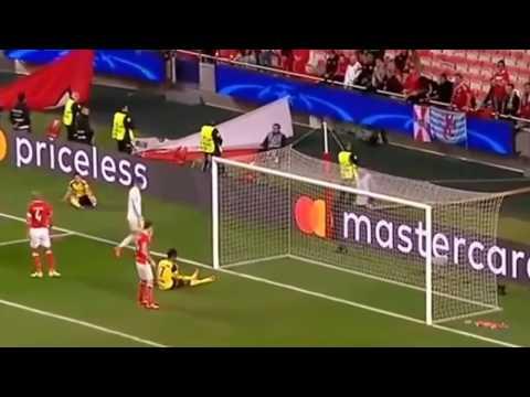 Benfica vs Borussia Dortmund 1-0 All Goals & Best Moments UEFA Champions League Highlights HD