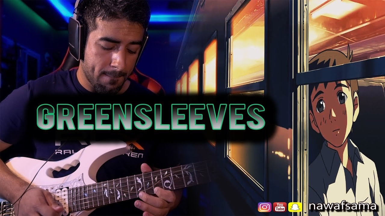 Greensleeves – Electric Guitar
